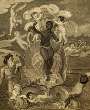 """""""Voyage of the Sable Venus from Angola to the West Indies"""" (1801)"""