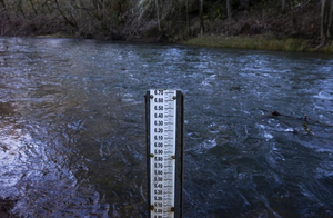While the old system of monitoring flows is still in place in many locations, the Oregon Office of Emergency Management has released a new online dashboard which allows anyone with a computer to monitor the automated data for flooding concerns.