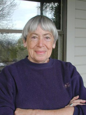 Le Guin's 88 years yielded dozens of books, and countless friendships across Oregon.