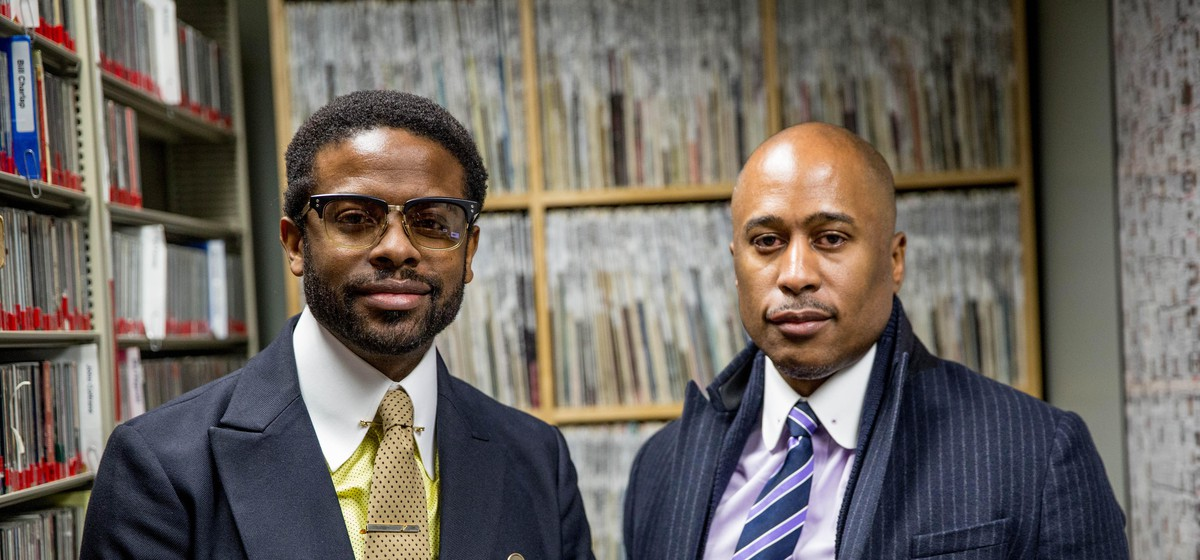 Ali Shaheed Muhammad And Adrian Younge On Sampling, Jazz And Hip-Hop