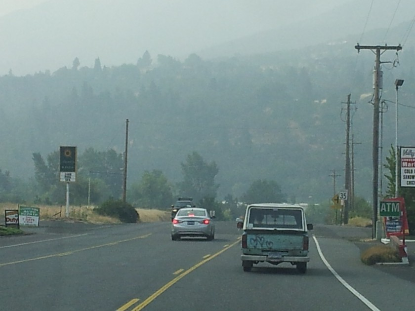 Study: Visitors To Smoke-Filled Southern Oregon Plan On Returning
