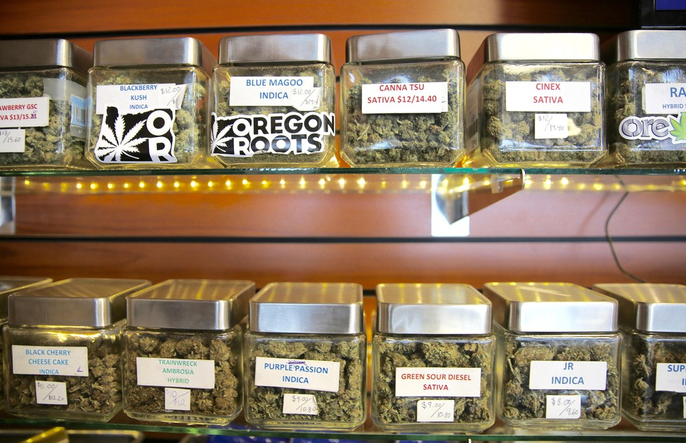 Oregon Has A 6-Year Oversupply Of Cannabis, And More Is On