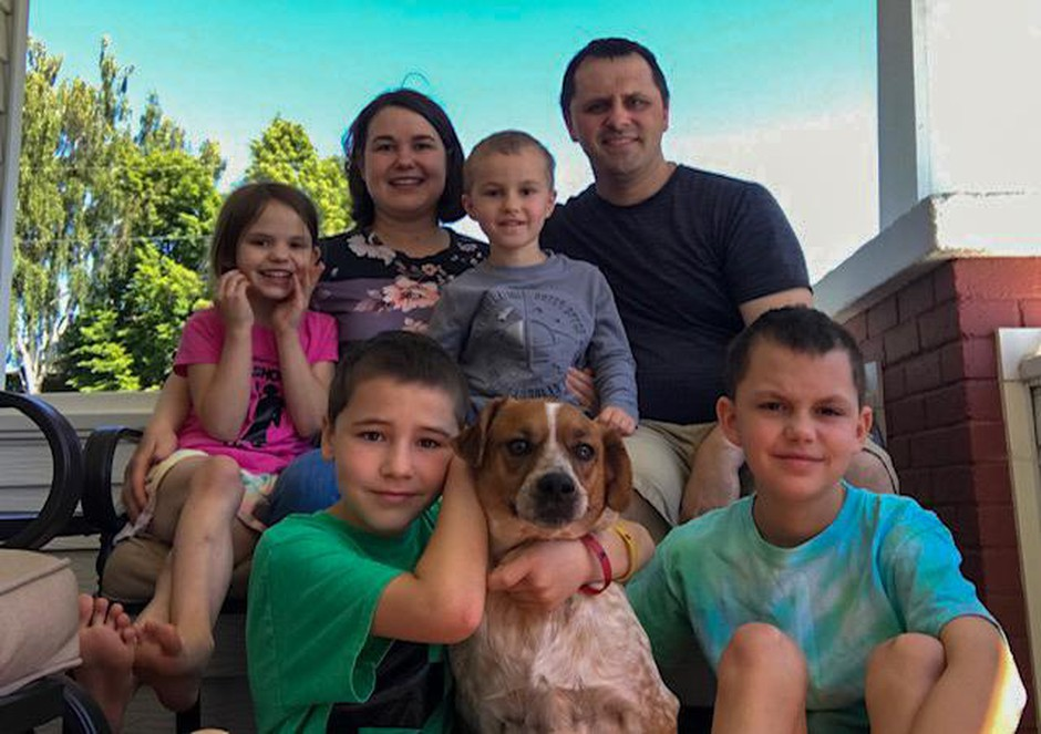 The Anderson family lives in Baker County, in eastern Oregon. Two of their kids are returning to Summer Academy, a program to help reduce student learning loss. This summer, teachers have invited students who didn't participate in distance learning.