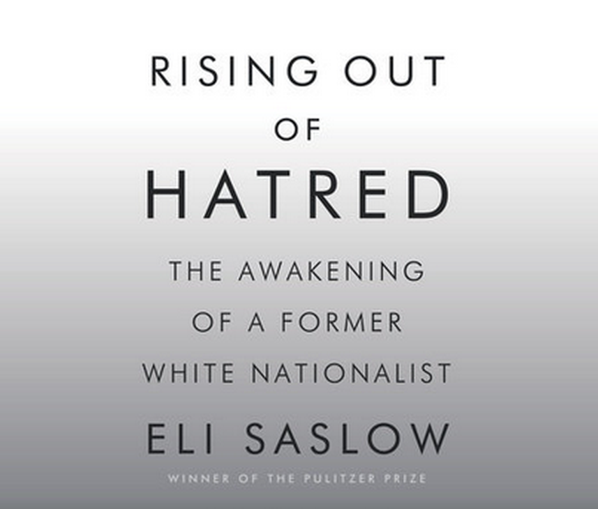 """Portland Journalist Eli Saslow's latest book is """"Rising Out of Hatred."""""""