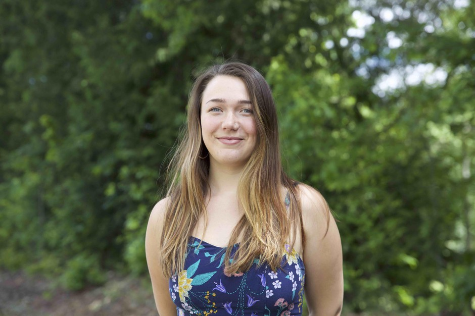Kelsey Juliana is a student at the University of Oregon. She is the named plaintiff, along with 20 other young people, in the Juliana v. United States climate change lawsuit.