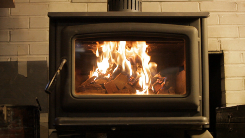 This EPA-certified wood stove can cut emissions from wood-burning significantly. The average stove costs about $2,500.