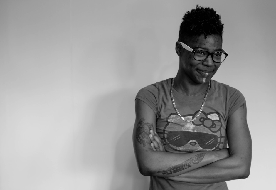 Leila Haile (they/them) is a tattooer and community organizer.