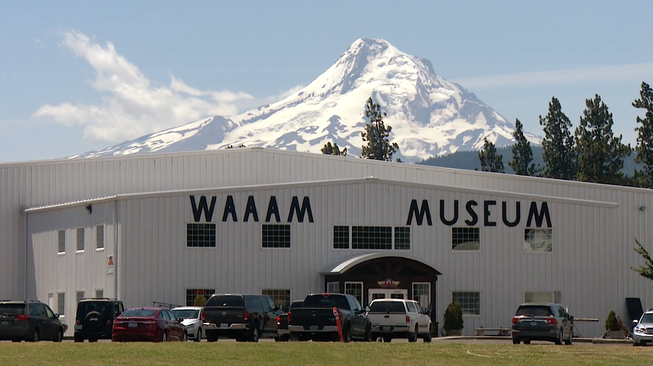 The exterior of WAAAM does not suggest the treasures stored inside.