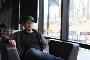 Oregon State University-Cascades student Ryan Kocjan expects to graduate in 2018 with a degree in computer science.